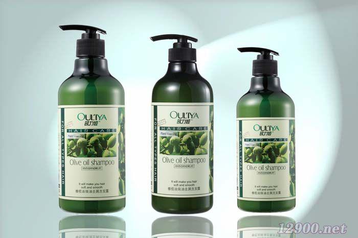 橄榄油�h油去屑洗发露