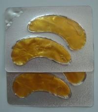 黄金胶原眼膜贴