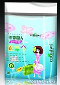 纯天然茶叶卫生巾