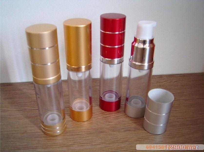 化妆品瓶,15毫升真空瓶,乳液瓶,精华素瓶