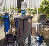 100l单层管道式剪切乳化设备