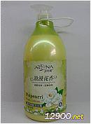2008ML花香海洋润肤沐浴露