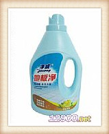 净威地板净柠檬清香1L