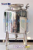 进口304不锈钢无菌储罐
