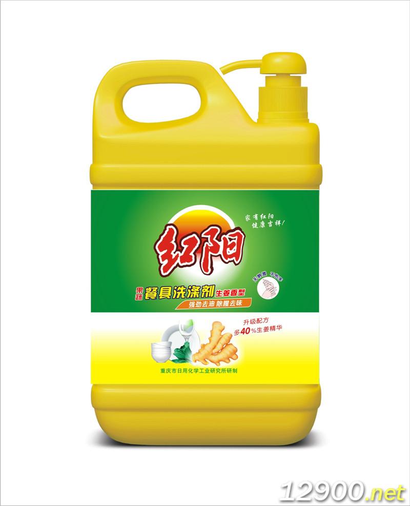 餐具洗涤剂1.8千克(生姜香型)