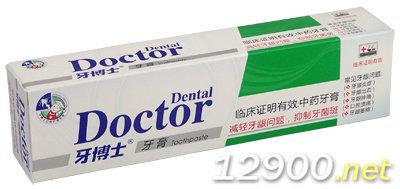 牙博士牙膏