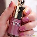 娜逸丝192彩色指甲油粉色