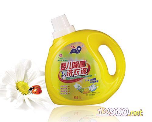 婴儿除菌洗衣液