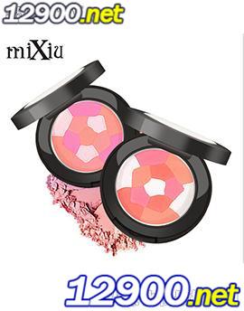 mixiu米修五彩钻面心机球形腮红