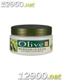 100g精纯橄榄凝亮幻彩造型发蜡