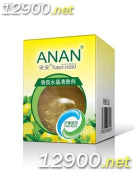 120g安安香氛水晶清香剂(柠檬香型)