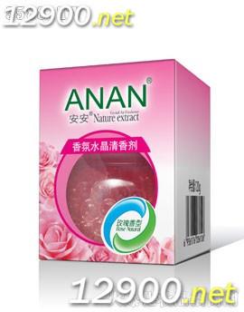 120g安安香氛水晶清香剂(玫瑰香型)