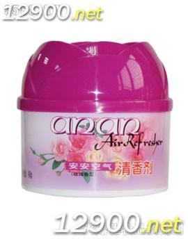 90g安安空气清香剂(玫瑰香型)花蕾盖