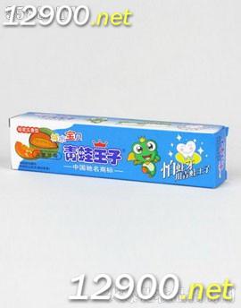 青蛙王子儿童牙膏(哈密瓜)