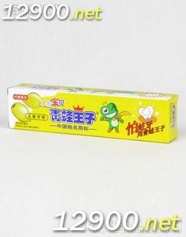 青蛙王子儿童牙膏(柠檬)