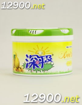 深呼吸固体清香剂柠檬