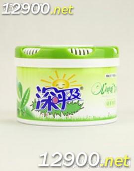 深呼吸90g固体清新剂(绿茶)