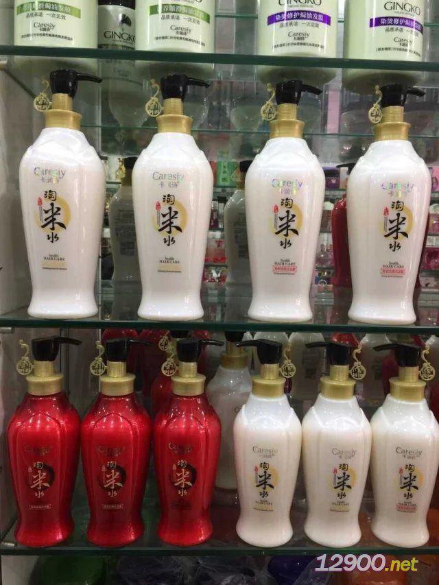 卡润诗淘米水800ml染烫修护水疗素