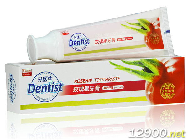 牙医生玫瑰果120g