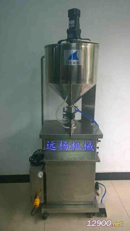 立式加热搅拌灌装机
