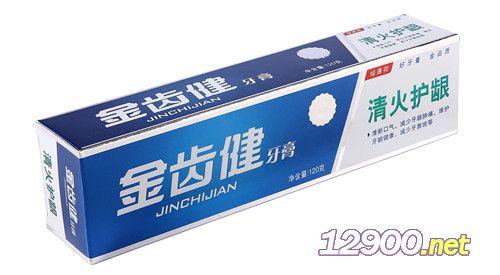 益齿达(清火护龈)功效牙膏