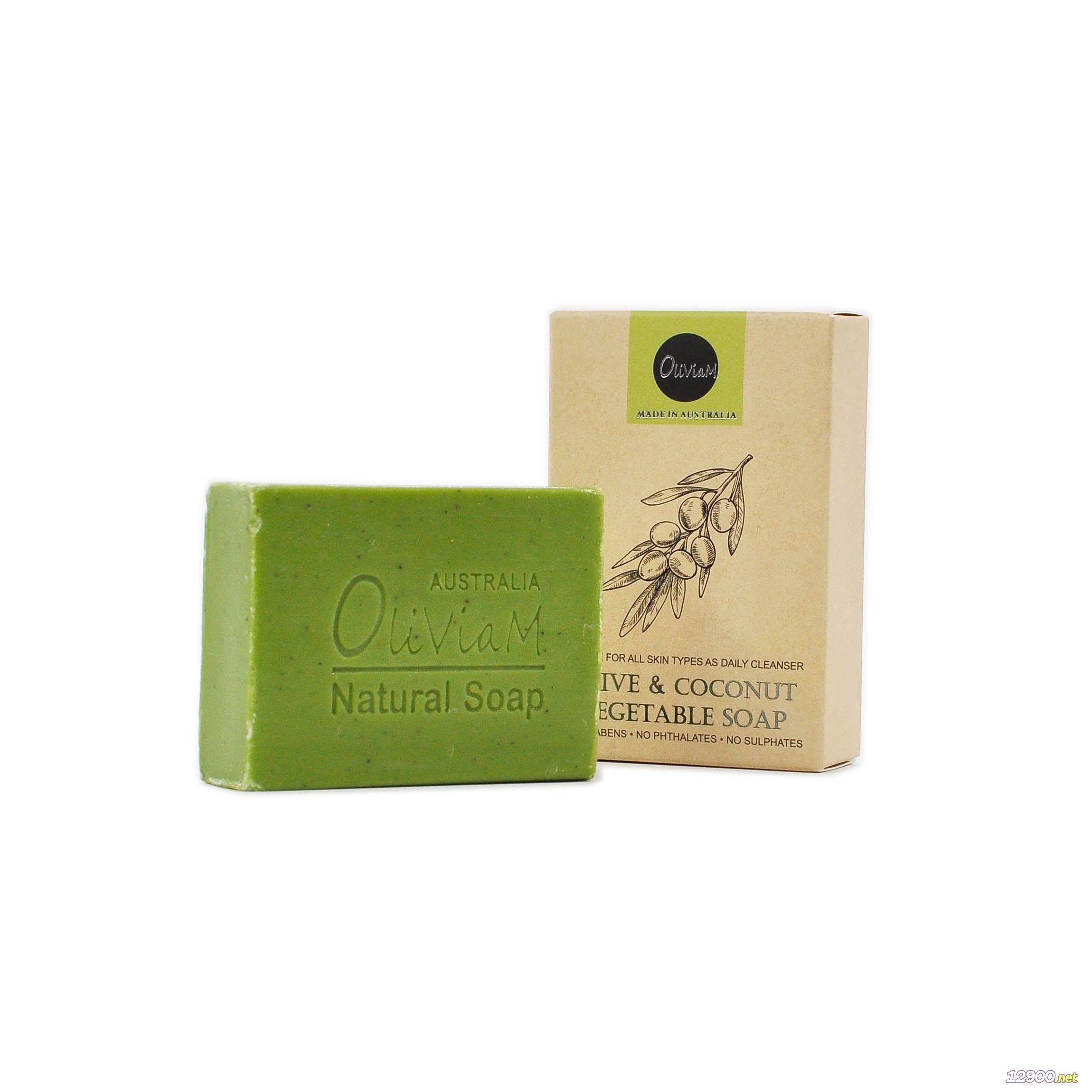 澳莉维亚澳洲馨香橄榄精油皂