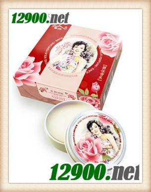 香约保加利亚玫瑰精油香膏
