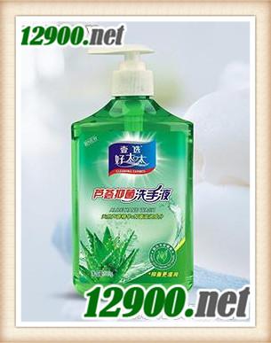 好太太芦荟抑菌洗手液
