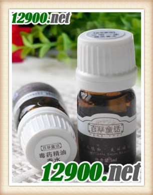 百草童话毒药精油香水5ml