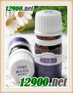 百草童话幽谷百合精油香水5ml