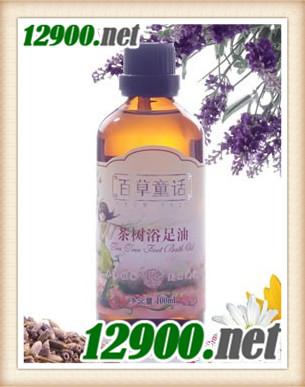 百草童话茶树浴足油100ml