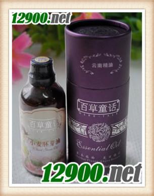 百草童话小麦胚芽油100ml