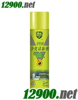 优克卫生间净化清新剂