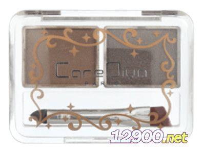 巧克力细致多效眉粉2色