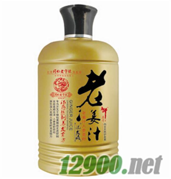 老姜汁人参茶籽洗发液