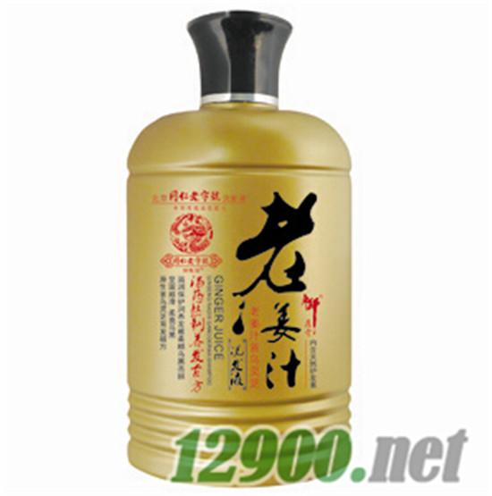 老姜汁首乌灵芝洗发液