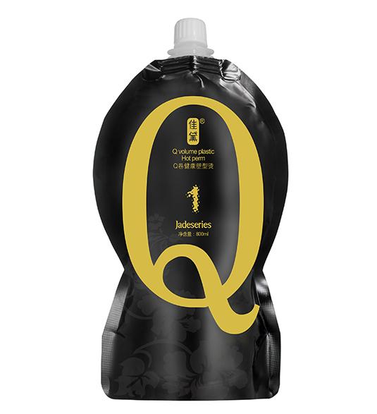 佳黛Q卷健康塑型热烫1剂