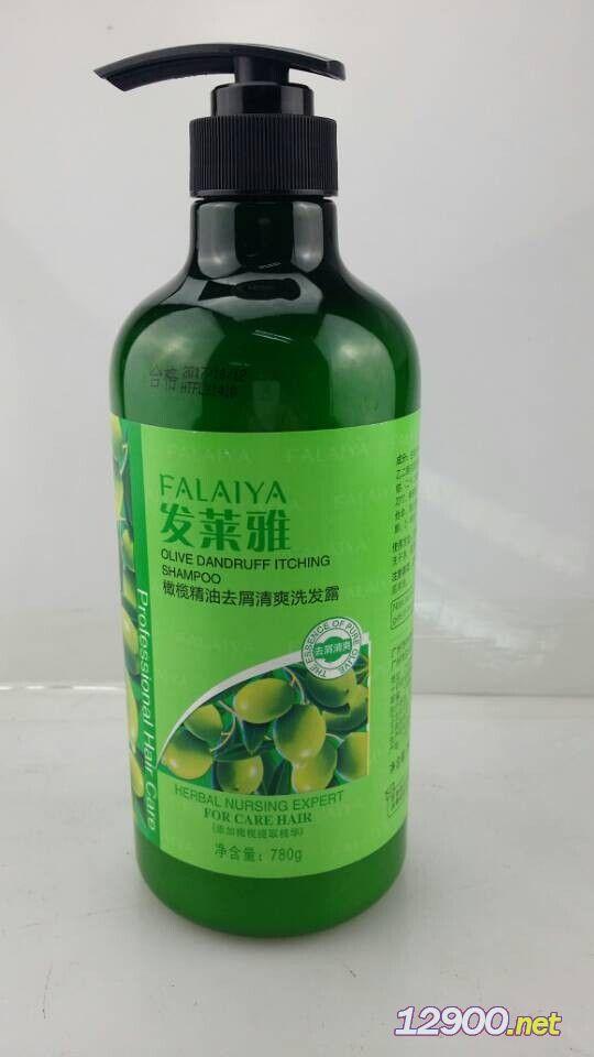 橄榄精油�h油滋养洗发露