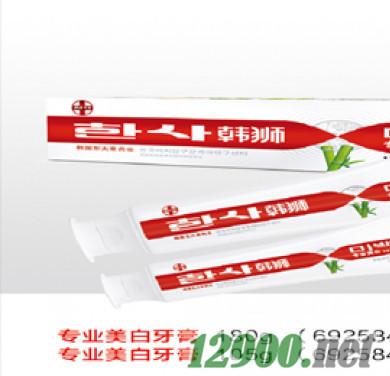 专业美白牙膏105g装