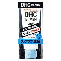DHC男士清爽控油磨砂��面膏140g