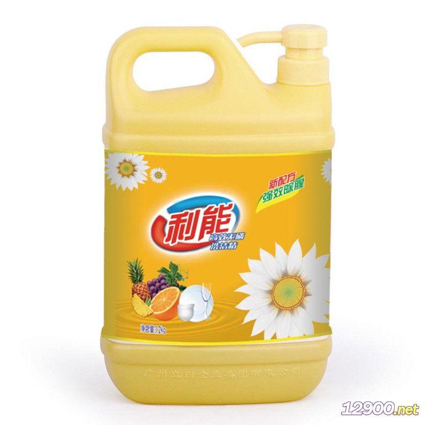利能无磷洗洁精