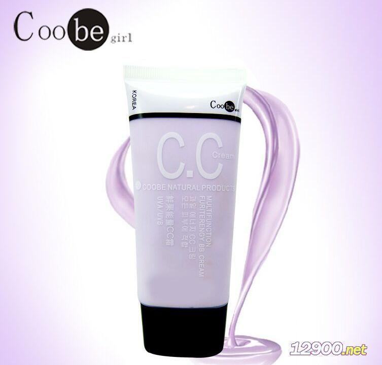 Coobegirl-�r果能量CC霜