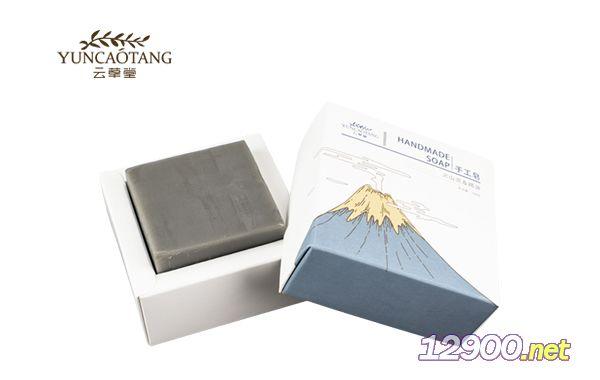 火山泥精油手工皂