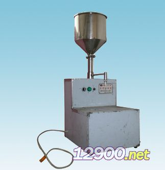 MSZ-50台式膏液体灌装机