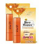 天然蜂蜜保湿润唇膏