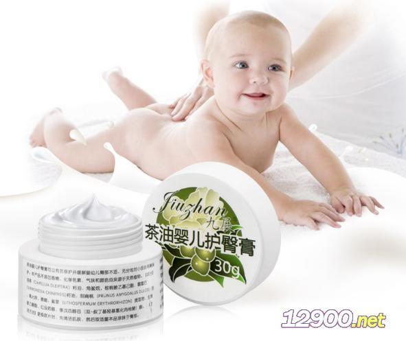 九展茶油婴儿护臀膏