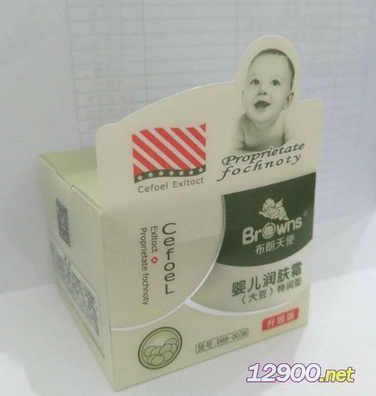 布朗天使婴儿润肤霜(大豆)特润型