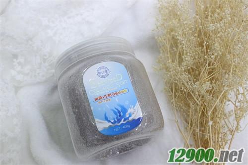 400g海藻牛奶骨�z原面膜
