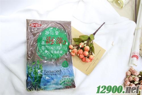 500g珍仁堂�天然海藻�I�B美白嫩�w面膜