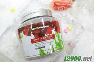 420g玫瑰粉海藻嫩�w面膜